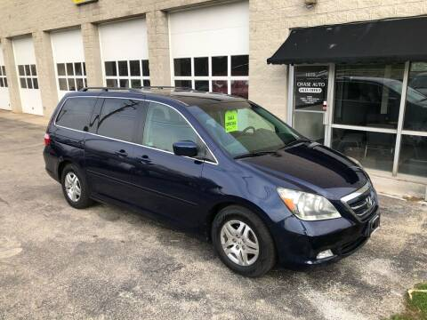 2005 Honda Odyssey for sale at Cresthill Auto Sales Enterprises LTD in Crest Hill IL