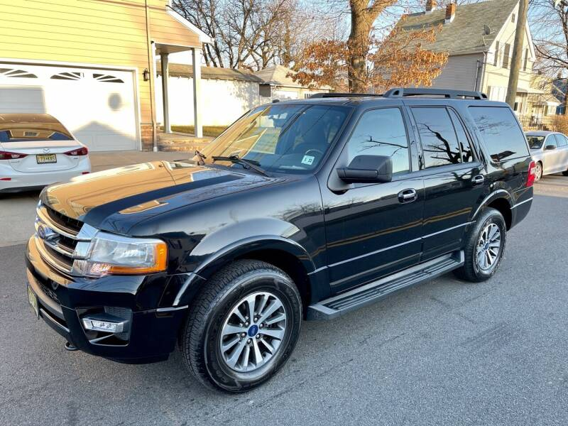 2017 Ford Expedition for sale at Jordan Auto Group in Paterson NJ