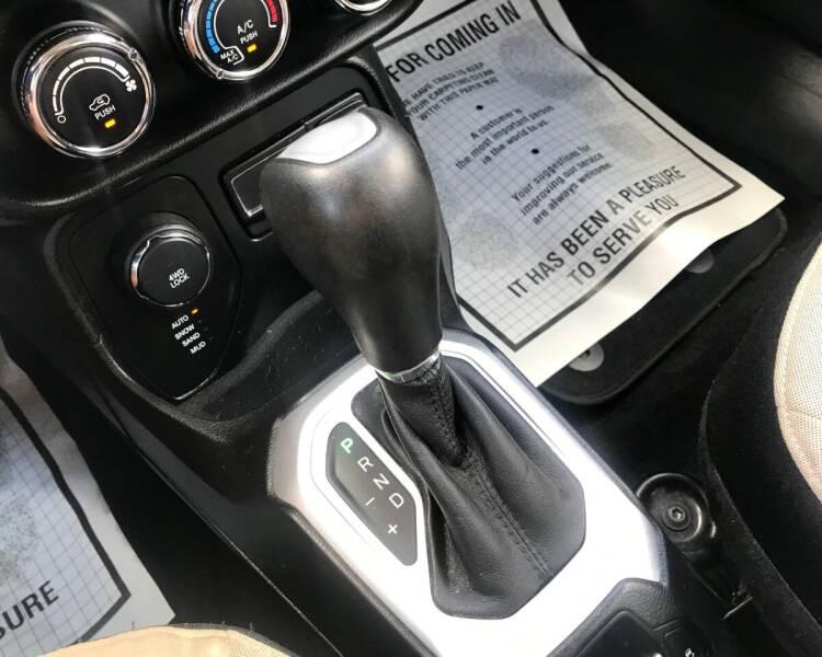 2016 Jeep Renegade 4x4 Sport 4dr SUV - Monroe LA