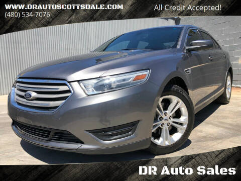 2013 Ford Taurus for sale at DR Auto Sales in Scottsdale AZ