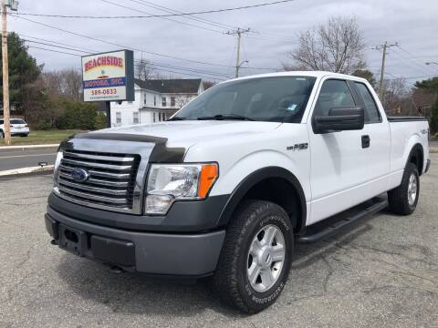 2010 Ford F-150 for sale at Beachside Motors, Inc. in Ludlow MA
