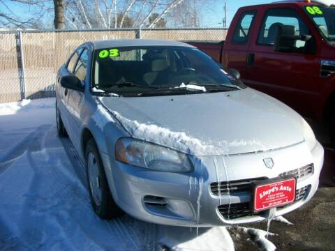 2003 Dodge Stratus for sale at Lloyds Auto Sales & SVC in Sanford ME