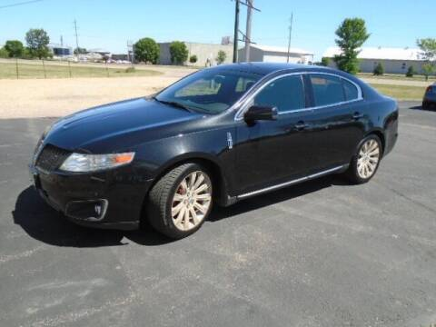 2010 Lincoln MKS for sale at SWENSON MOTORS in Gaylord MN