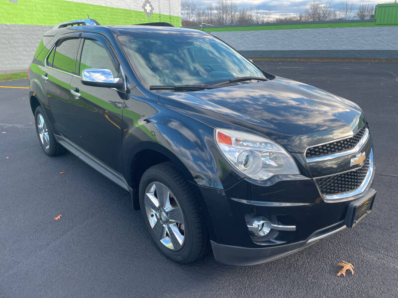 2013 Chevrolet Equinox for sale at South Shore Auto Mall in Whitman MA