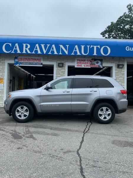 2014 Jeep Grand Cherokee for sale at Caravan Auto in Cranston RI
