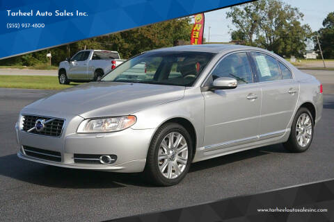 2010 Volvo S80 for sale at Tarheel Auto Sales Inc. in Rocky Mount NC