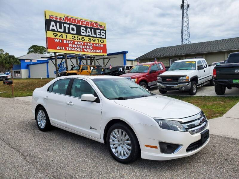 2012 Ford Fusion Hybrid for sale in Port Charlotte, FL