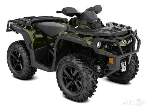2021 Can-Am OUTLANDER 650 XT for sale at ROUTE 3A MOTORS INC in North Chelmsford MA