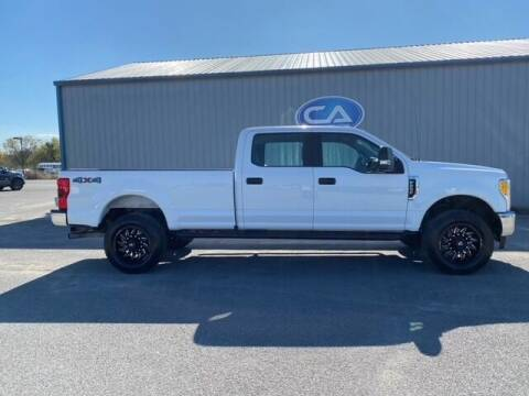 2017 Ford F-250 Super Duty for sale at City Auto in Murfreesboro TN