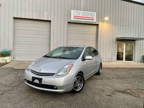 2007 Toyota Prius for sale at CTN MOTORS in Houston TX