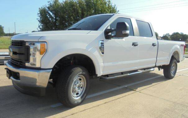 2017 Ford F-250 Super Duty for sale at MANGUM AUTO SALES in Duncan OK