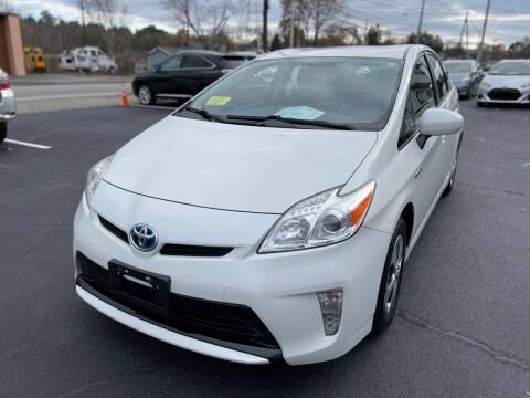 2013 Toyota Prius for sale at 1A Auto Sales in Walpole MA