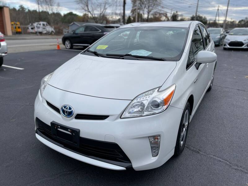 2013 Toyota Prius for sale at 1A Auto Sales in Walpole MA