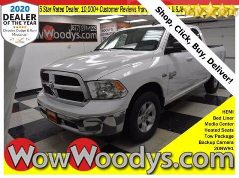 2020 RAM Ram Pickup 1500 Classic for sale at WOODY'S AUTOMOTIVE GROUP in Chillicothe MO