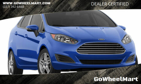 2019 Ford Fiesta for sale at GoWheelMart in Leesville LA