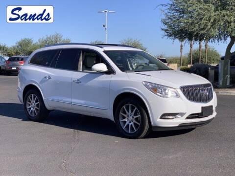 2017 Buick Enclave for sale at Sands Chevrolet in Surprise AZ