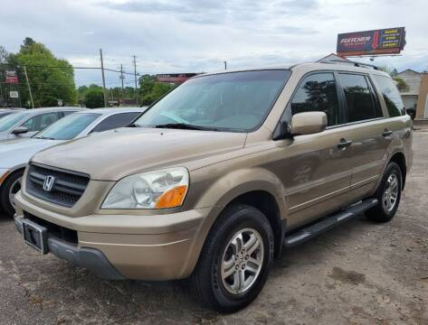 2005 Honda Pilot for sale at Fletcher Auto Sales in Augusta GA