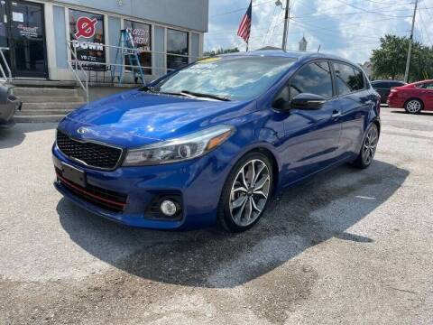 2017 Kia Forte5 for sale at Bagwell Motors in Lowell AR