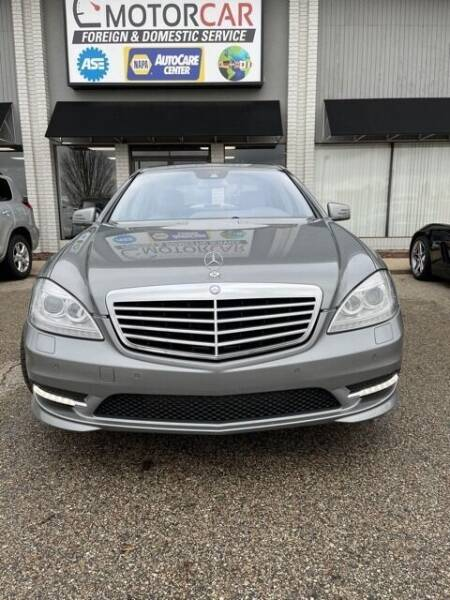 2010 Mercedes-Benz S-Class for sale at Grand Rapids Motorcar in Grand Rapids MI