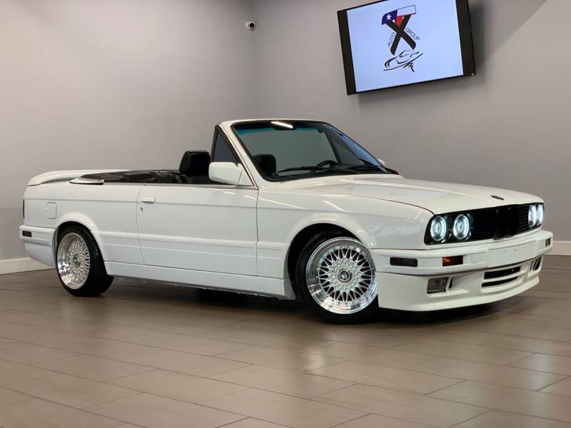1992 BMW 3 Series for sale at TX Auto Group in Houston TX