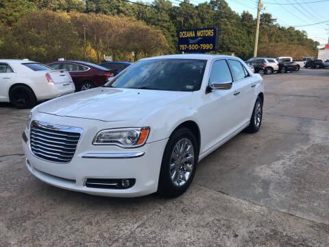 2013 Chrysler 300 for sale at Oceana Motors in Virginia Beach VA