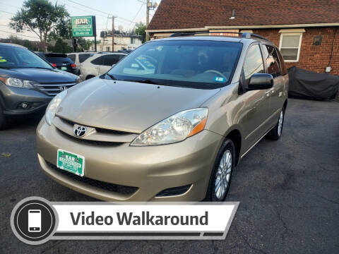 2007 Toyota Sienna for sale at Kar Connection in Little Ferry NJ