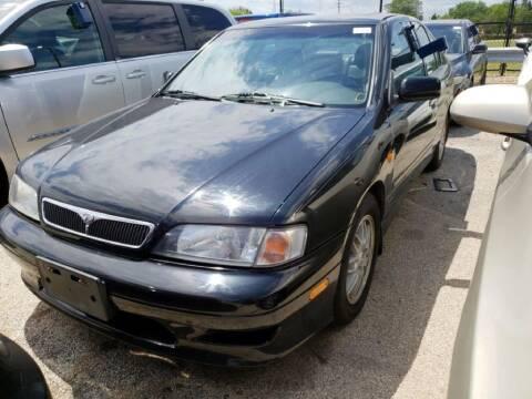 2000 Infiniti G20 for sale at Glory Auto Sales LTD in Reynoldsburg OH