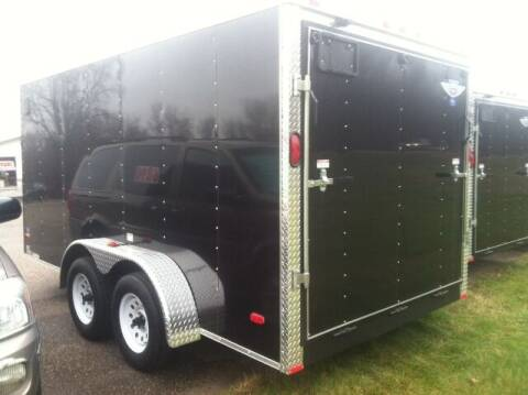 2020 Mti 7x14 tandem for sale at Triple R Sales in Lake City MN