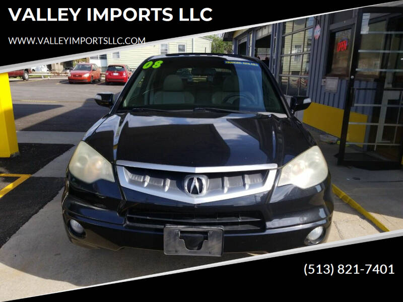 2008 Acura RDX for sale at VALLEY IMPORTS LLC in Cincinnati OH