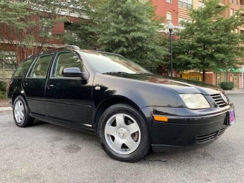 2001 Volkswagen Jetta for sale at H & R Auto in Arlington VA