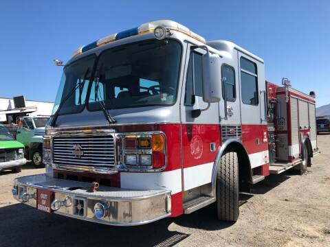 1999 American LaFrance Eagle for sale at Brand X Inc. in Mound House NV