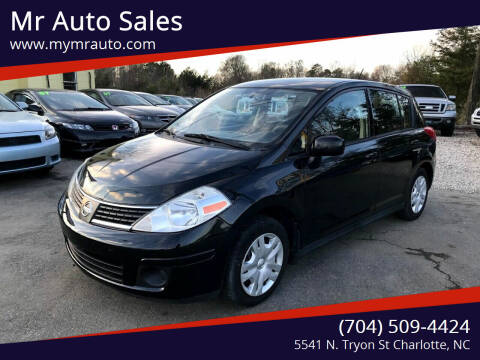 2011 Nissan Versa for sale at Mr Auto Sales in Charlotte NC
