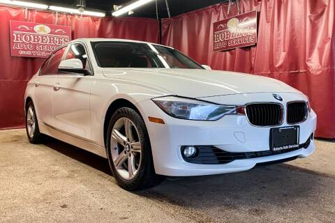 2013 BMW 3 Series for sale at Roberts Auto Services in Latham NY