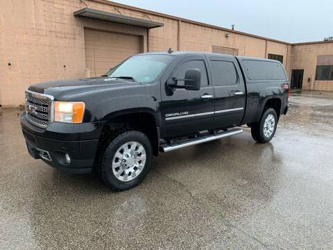2011 GMC Sierra 2500HD for sale at Certified Auto Exchange in Indianapolis IN