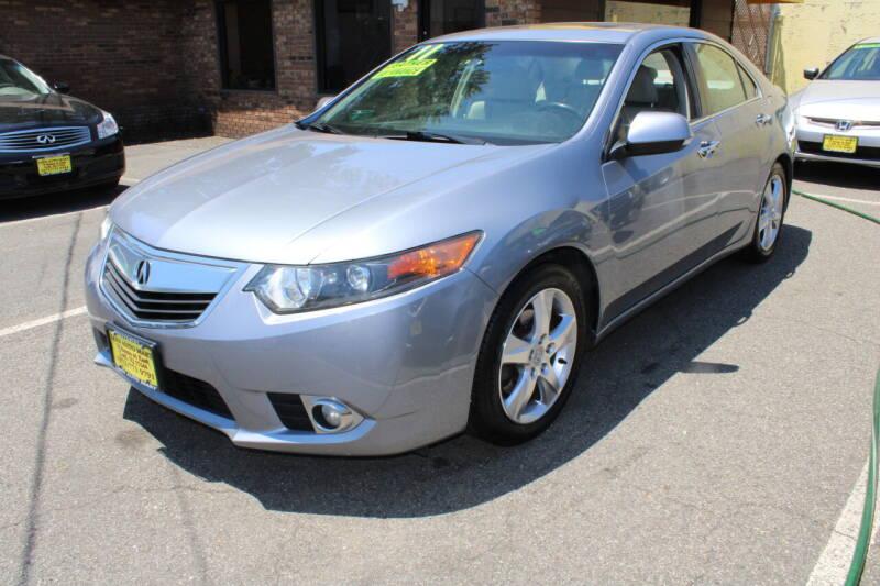 2011 Acura TSX for sale at Lodi Auto Mart in Lodi NJ