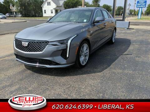 2020 Cadillac CT4 for sale at Lewis Chevrolet Buick Cadillac of Liberal in Liberal KS