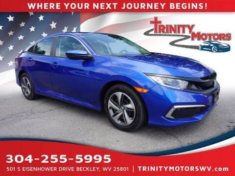 2019 Honda Civic for sale at Trinity Motors in Beckley WV