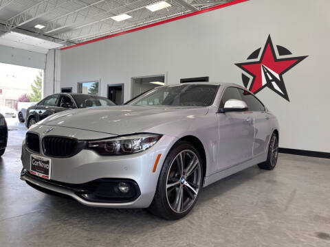 2018 BMW 4 Series for sale at CarNova - Shelby Township in Shelby Township MI