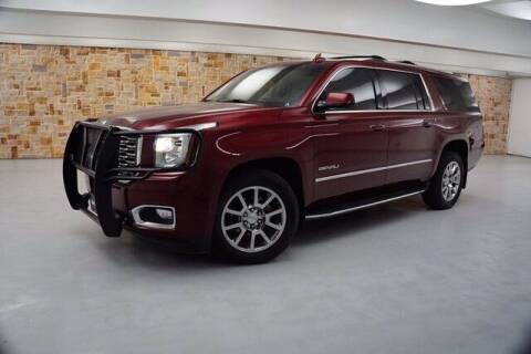 2018 GMC Yukon XL for sale at Jerry's Buick GMC in Weatherford TX