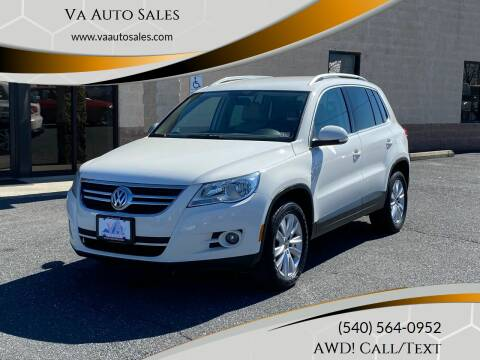 2009 Volkswagen Tiguan for sale at Va Auto Sales in Harrisonburg VA