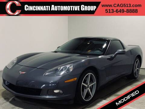 2012 Chevrolet Corvette for sale at Cincinnati Automotive Group in Lebanon OH