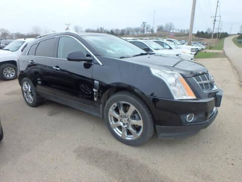 2010 Cadillac SRX for sale at BLACKWELL MOTORS INC in Farmington MO