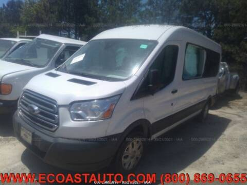 2019 Ford Transit Passenger for sale at East Coast Auto Source Inc. in Bedford VA