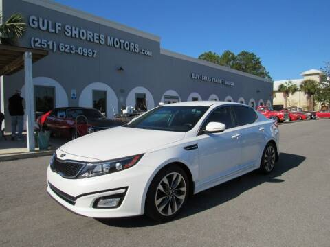 2015 Kia Optima for sale at Gulf Shores Motors in Gulf Shores AL