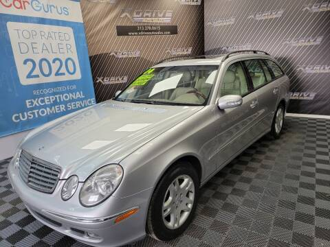 2004 Mercedes-Benz E-Class for sale at X Drive Auto Sales Inc. in Dearborn Heights MI