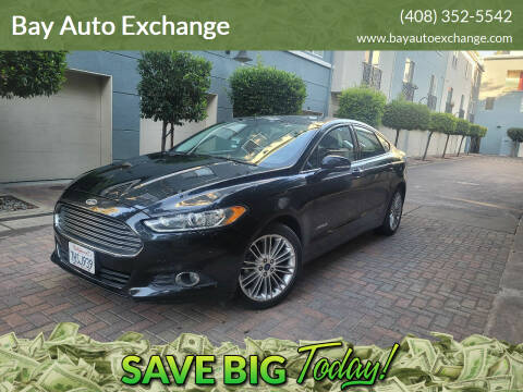 2014 Ford Fusion Hybrid for sale at Bay Auto Exchange in San Jose CA