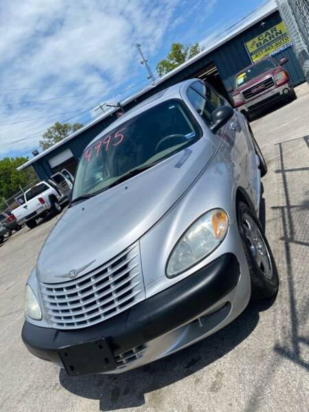 2001 Chrysler PT Cruiser for sale at Car Barn of Springfield in Springfield MO
