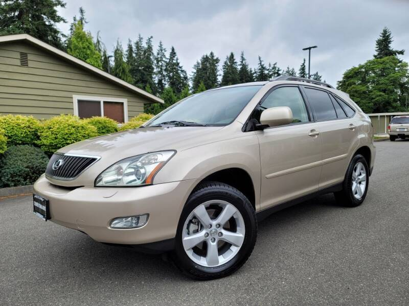 2004 Lexus RX 330 for sale at Silver Star Auto in Lynnwood WA
