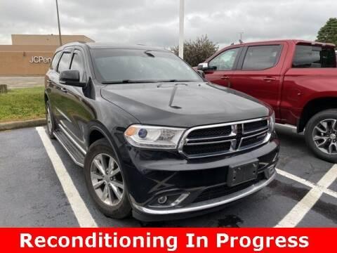 2015 Dodge Durango for sale at Jeff Drennen GM Superstore in Zanesville OH