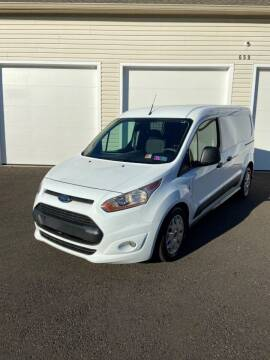 2017 Ford Transit Connect Cargo for sale at Interstate Fleet Inc. Auto Sales in Colmar PA